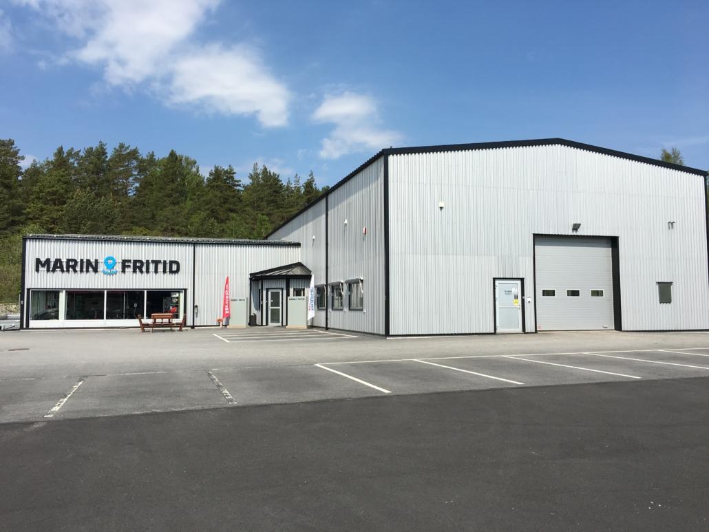 Välkommen till Marin & Fritid i Strömstad, butik och verkstad