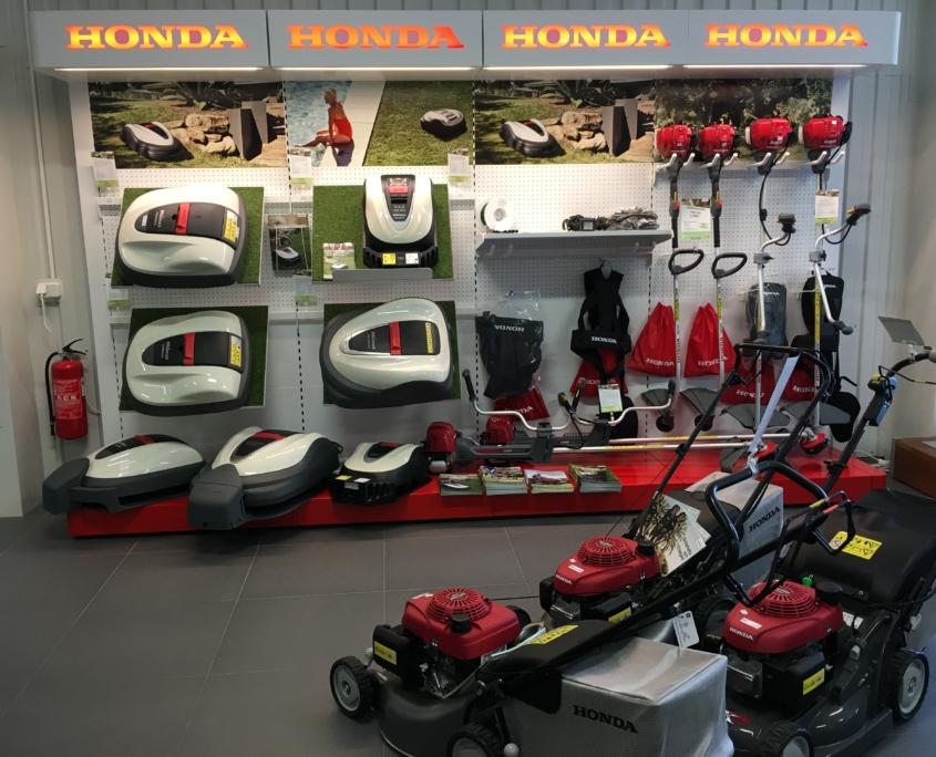 Honda gräsklippare och robotgräsklippare, Marin & Fritid i Strömstad